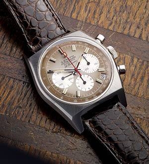 Hammer Price Highlights: Watches, 19th February 2015