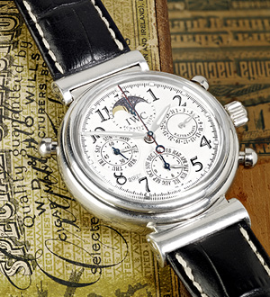 Hammer Price Highlights: Watches 19th March 2015